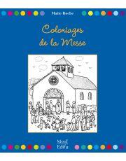 Coloriages de la Messe