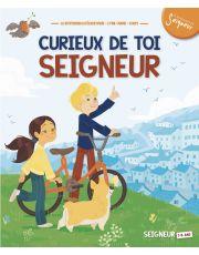 7-8 ans - Curieux de toi Seigneur - Livre + CD