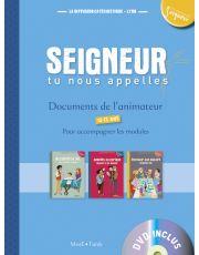 12-13 ans - Documents de l'animateur bleu (+ DVD) - Modules 5 à 7