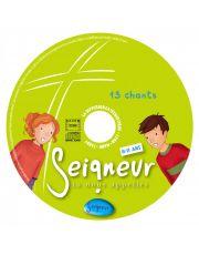 8-11 ans - Compilation 13 chants (CD enfant)