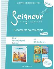 8-11 ans - Documents du catéchiste bleu (+ DVD) - modules 5 à 8 - Edition simplifiée