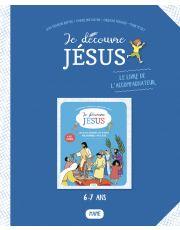 Je découvre Jésus - livret de l'accompagnateur