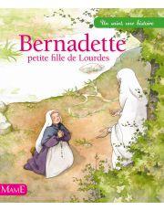 Bernadette petite fille de Lourdes