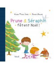 Prune et Séraphin fêtent Noël