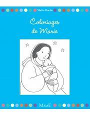 Coloriages de Marie