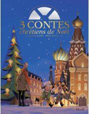 3 contes chrétiens de Noël (+ CD)