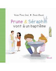 Prune et Séraphin vont à un baptême