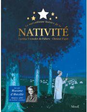 La Merveilleuse histoire de la Nativité + CD