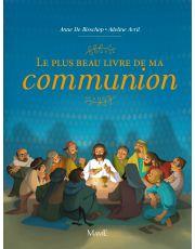 Le plus beau livre de ma communion