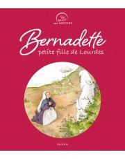 Bernadette, petite fille de Lourdes NE