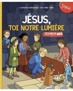 7-8 ans - module 4 - Jésus, toi notre lumière