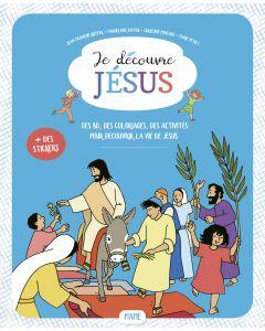 Je découvre Jésus - fichier enfant