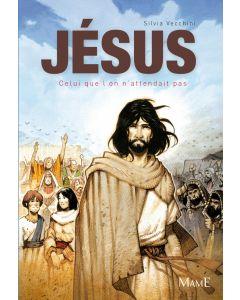 Jésus, celui que l'on n'attendait pas