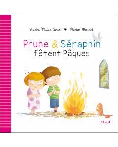 Prune et Séraphin fêtent Pâques