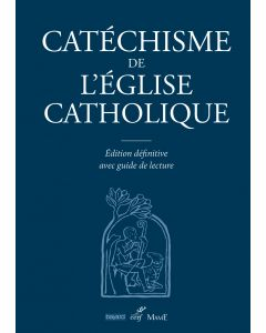 Catéchisme de l'Eglise catholique - nouvelle couverture