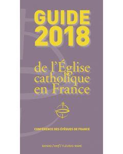 Guide 2018 de l'Eglise catholique en France
