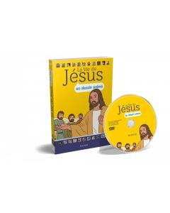 La vie de Jésus en dessin animé - DVD