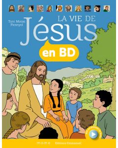 La vie de Jésus en BD - relié