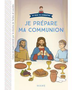 Je prépare ma communion - Document enfant