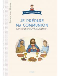 Je prépare ma communion - Document catéchiste