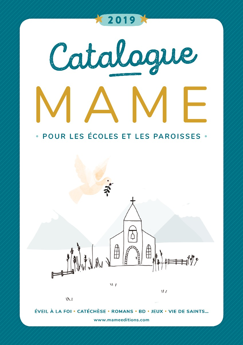 Catalogue Mame École 2018