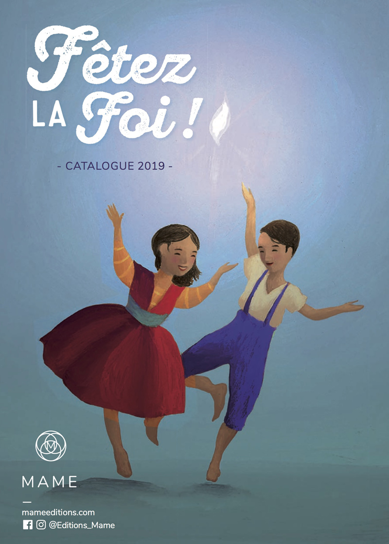 Catalogue Mame Fêtes de la foi 2019
