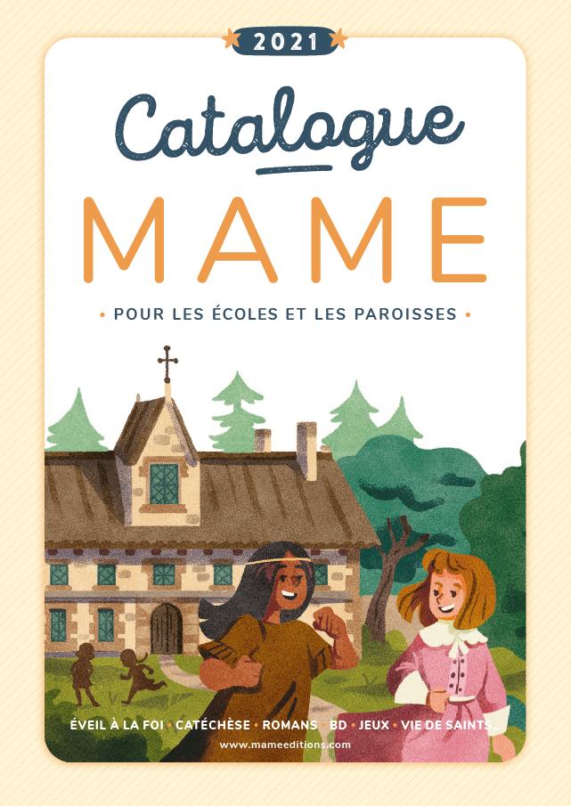 Catalogue Mame Catéchèse et culture chrétienne 2018
